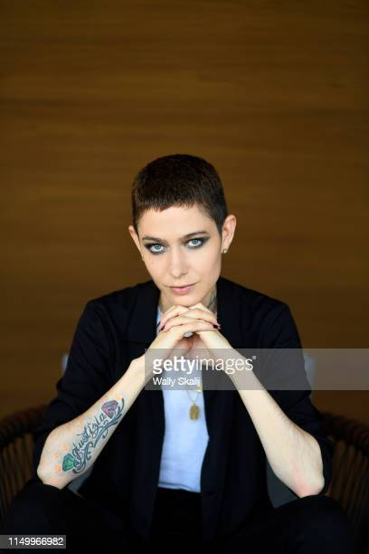 Actor Asia Kate Dillon is photographed for Los Angeles Times on May 14 2019 in Los Angeles California PUBLISHED IMAGE CREDIT MUST READ Wally...