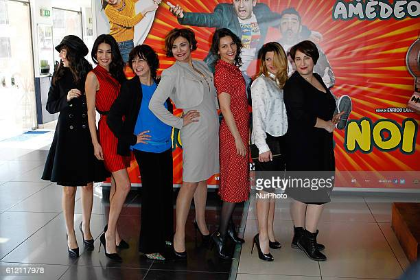 """Actor attends """"Friends as we"""" photocall in Rome - Cinema Adriano"""