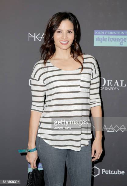 Actor attends Kari Feinstein's PreOscar Style Lounge at the Andaz Hotel on February 23 2017 in Los Angeles California