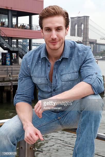 Actor attends the 2011 Telemundo Club De Noveleras Tour at South Street Seaport on September 24 2011 in New York City