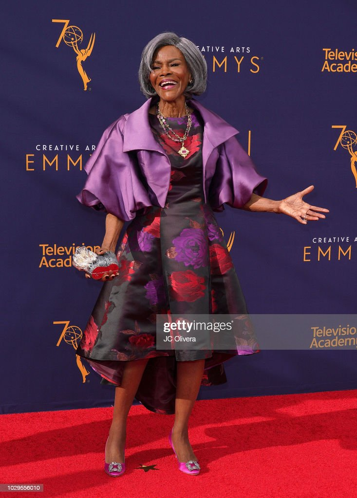 2018 Creative Arts Emmy Awards - Day 1 - Arrivals