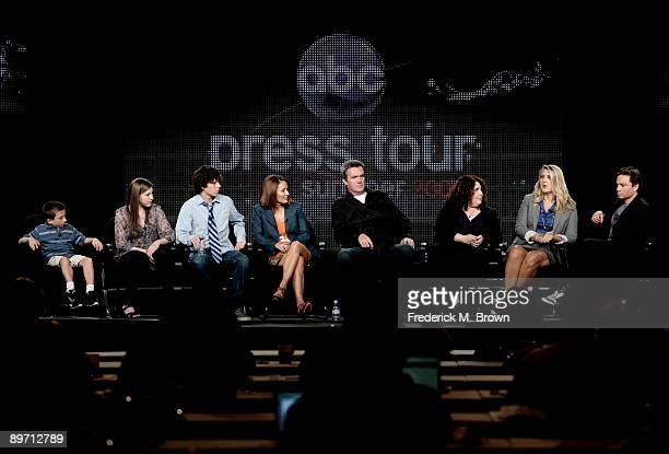 Actor Atticus Shaffer actress Eden Sher actor Charlie McDermott actress Patricia Heaton actor Neil Flynn creator/executive producer Eileen Heisler...