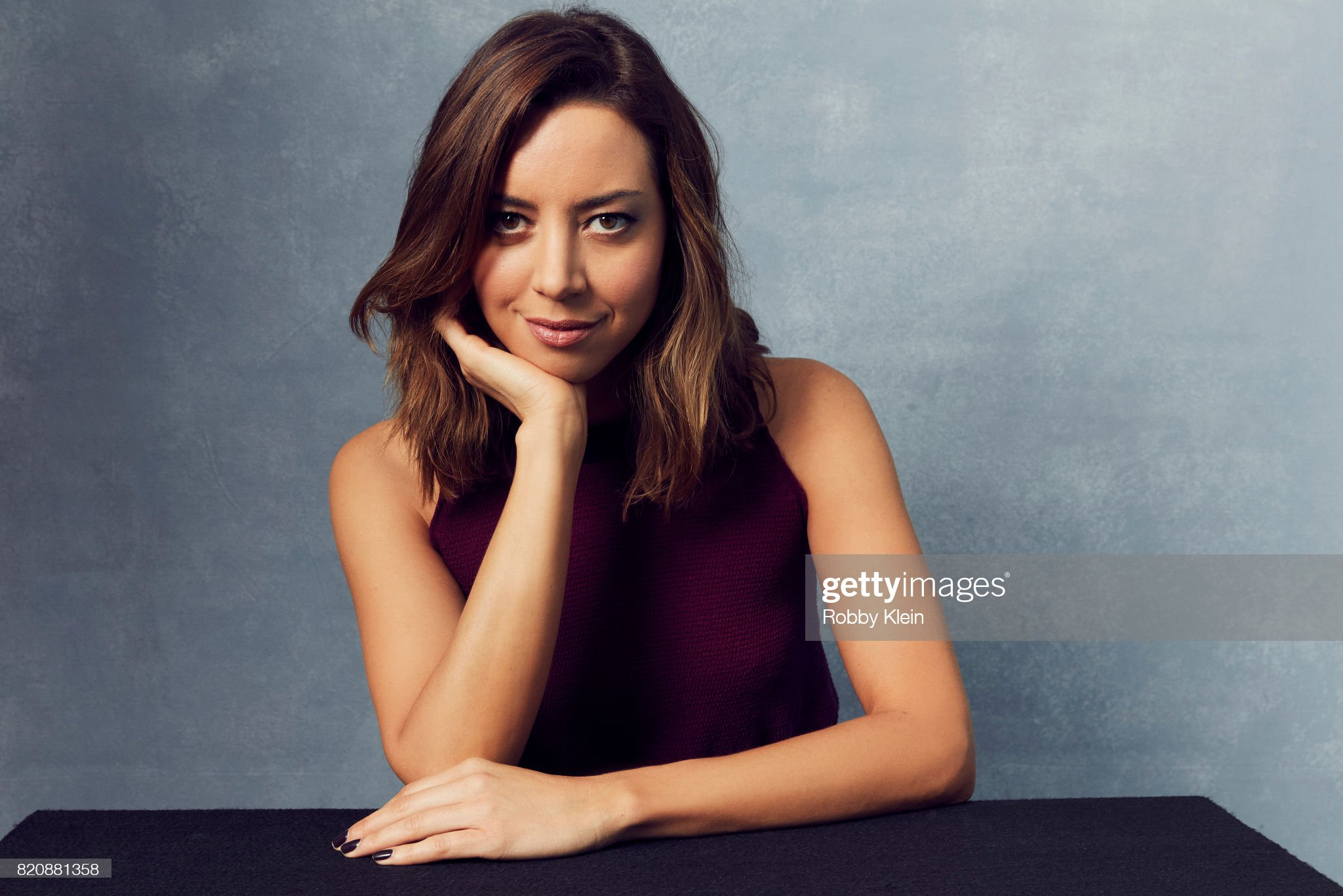 Who has Aubrey Plaza married?