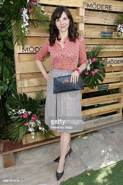 Actor Audrey Moore attends Kari Feinstein's Style Lounge at Sunset Marquis Hotel & Villas on September 17, 2015 in West Hollywood, California.