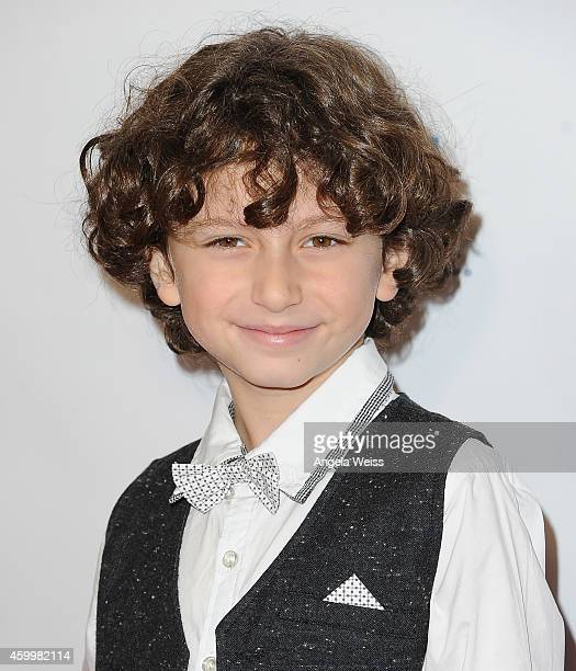 Actor August Maturo arrives at The Actor's Fund 2014 The Looking Ahead Awards at Taglyan Cultural Complex on December 4 2014 in Hollywood California