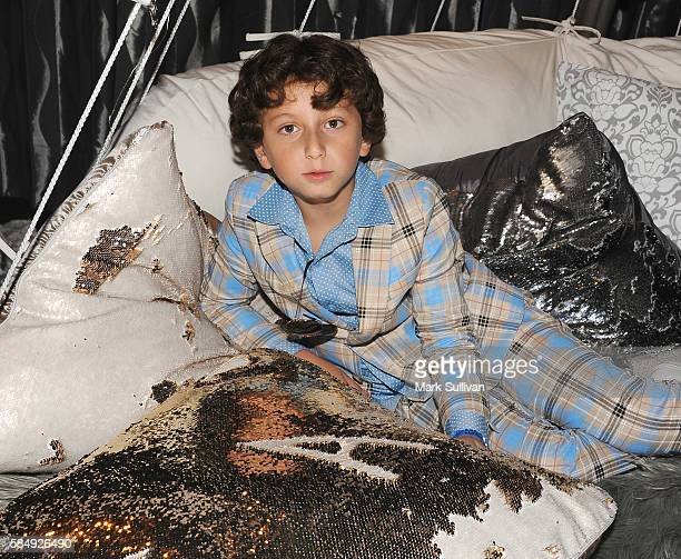 Actor August Maturo attends the Backstage Creations Retreat at Teen Choice 2016 at The Forum on July 31 2016 in Inglewood California