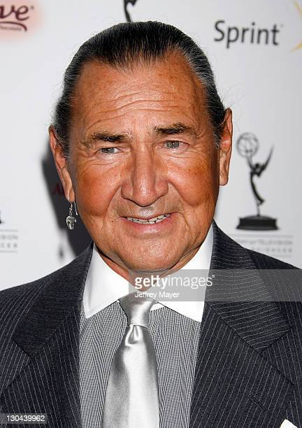 Actor August Schellenberg arrives at the 59th Primetime Emmy Awards Nominees Reception at Wolfgang Puck at the Pacific Design Center on September 14,...