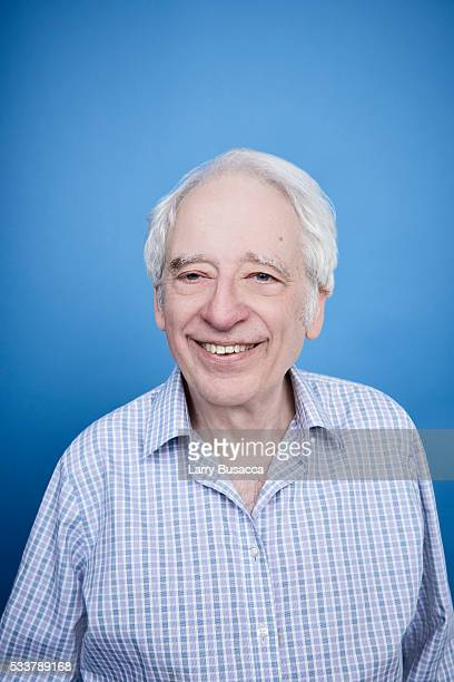 Actor Austin Pendleton poses for a portrait at the Tribeca Film Festival on April 21 2016 in New York City