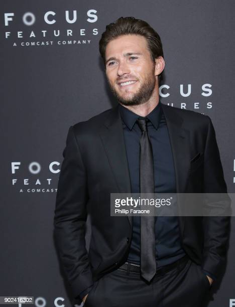 Actor Austin Stowel attends Focus Features Golden Globe Awards After Party on January 7 2018 in Beverly Hills California