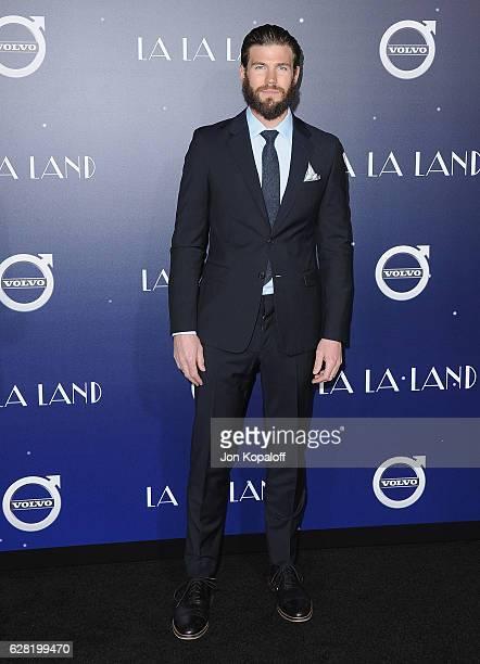 Actor Austin Stowell arrives at the Los Angeles Premiere La La Land at Mann Village Theatre on December 6 2016 in Westwood California