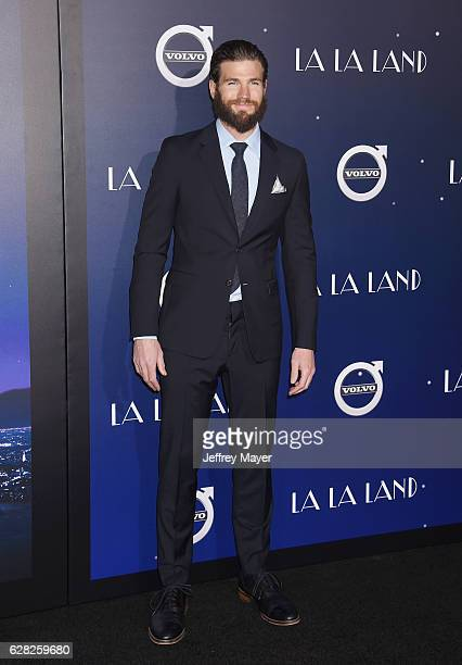 Actor Austin Stowell arrives at the Premiere Of Lionsgate's 'La La Land' at Mann Village Theatre on December 6 2016 in Westwood California