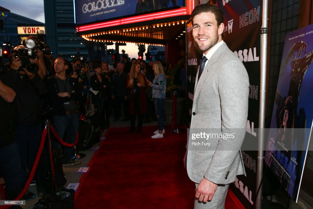 "Premiere Of Neon's ""Colossal"" - Red Carpet : News Photo"