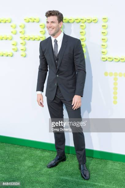 Actor Austin Stowell arrives for the Premiere Of Fox Searchlight Pictures' Battle Of The Sexes at Regency Village Theatre on September 16 2017 in...