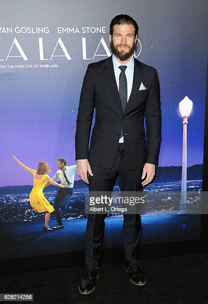 Actor Austin Stowell arrives for the Premiere Of Lionsgate's La La Land held at Mann Village Theatre on December 6 2016 in Westwood California