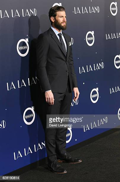 Actor Austin Stowell attends the premiere of Lionsgate's La La Land at Mann Village Theatre on December 6 2016 in Westwood California