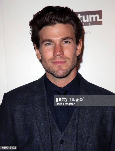 Actor Austin Stowell attends the premiere of Momentum Pictures' In Dubious Battle at ArcLight Hollywood on February 15 2017 in Hollywood California