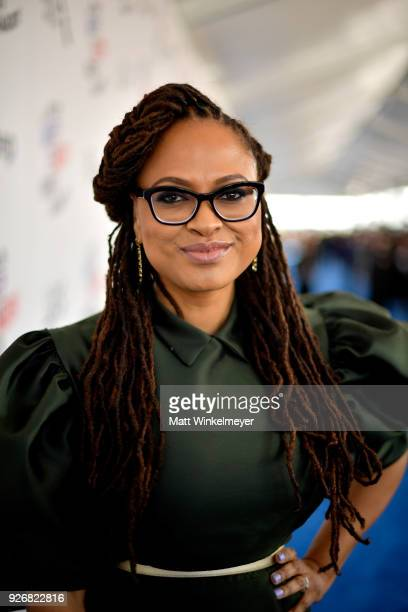 Actor Ava DuVernay attends the 2018 Film Independent Spirit Awards on March 3 2018 in Santa Monica California