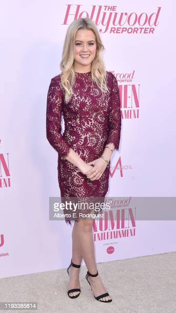 Actor Ava Phillippe attends The Hollywood Reporter's Power 100 Women in Entertainment at Milk Studios on December 11, 2019 in Hollywood, California.