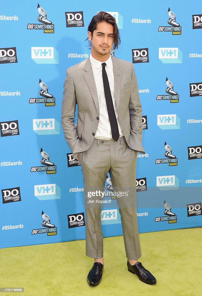 Actor Avan Jogia arrives at the 2013 Do Something Awards at Avalon on July 31, 2013 in Hollywood, California.