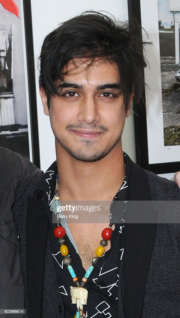 Actor Avan Jogia attends 'Hindsight is 30/40 - A Group Photographer Exhibition' at The Salon at Automatic Sweat on November 12, 2016 in Los Angeles, California.