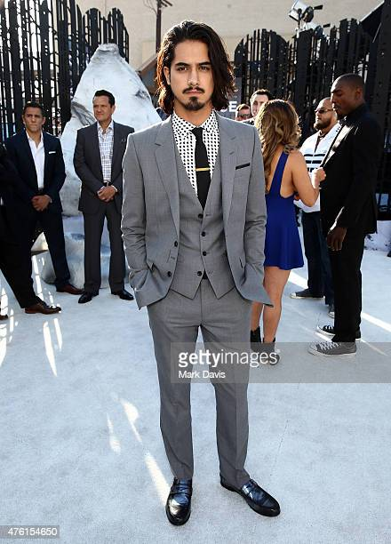 Actor Avan Jogia attends Spike TV's Guys Choice 2015 at Sony Pictures Studios on June 6 2015 in Culver City California