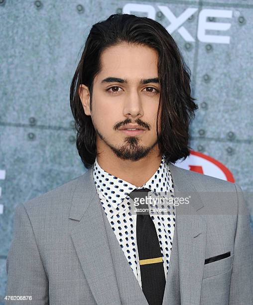 Actor Avan Jogia attends Spike TV's 'Guys Choice 2015' at Sony Pictures Studios on June 6 2015 in Culver City California