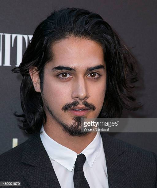 Actor Avan Jogia attends the Vainty Fair and Spike TV celebration for the premiere of 'TUT' at Chateau Marmont on July 8 2015 in Los Angeles...