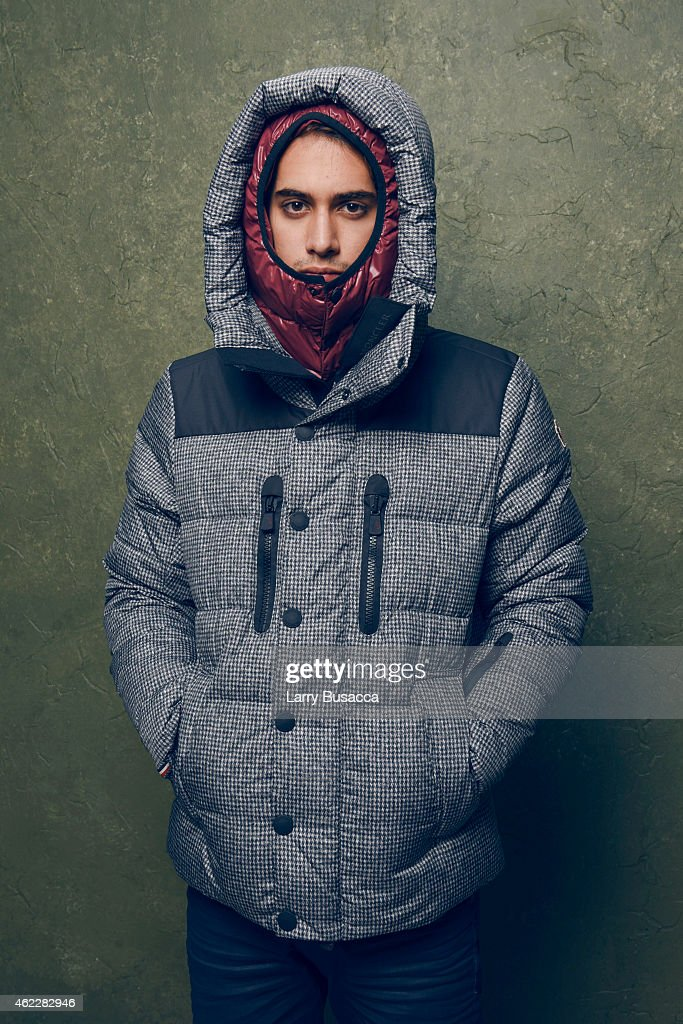 Actor Avan Jogia poses for a portrait at the Village at the Lift Presented by McDonald's McCafe during the 2015 Sundance Film Festival on January 25, 2015 in Park City, Utah.