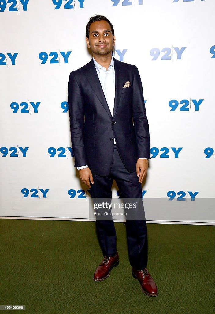 """Aziz Ansari: """"Master Of None"""" Screening And Conversation With Jon Hamm"""