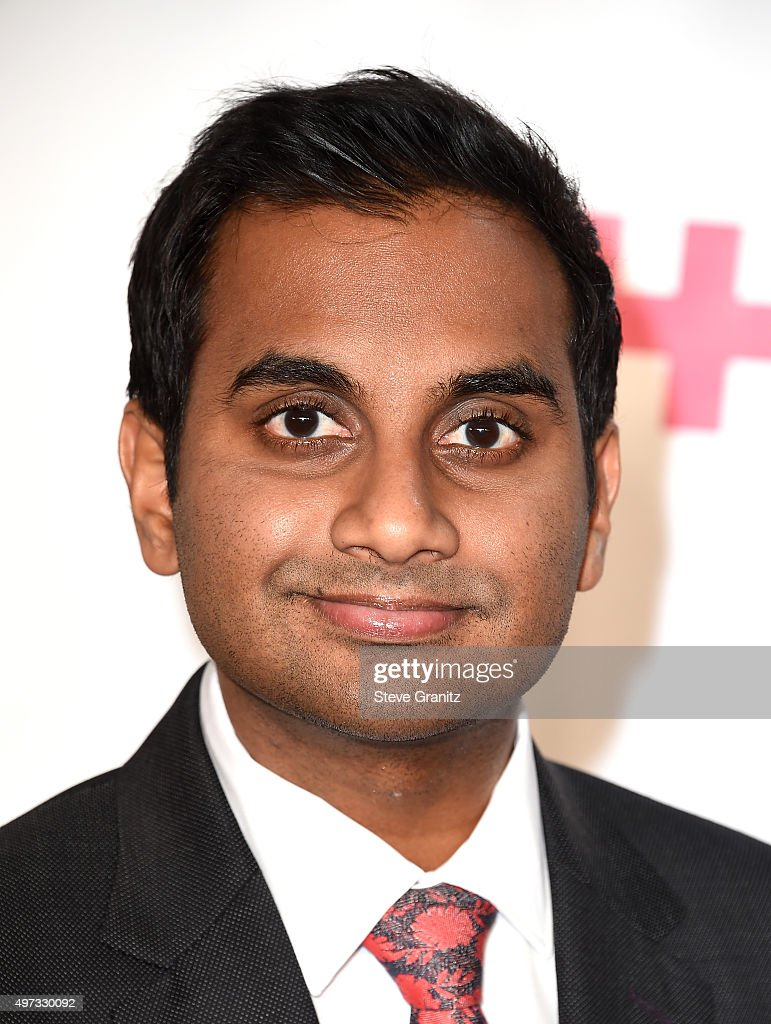 Actor Aziz Ansari attends VH1 Big In 2015 With Entertainment Weekly Awards at Pacific Design Center on November 15, 2015 in West Hollywood, California.