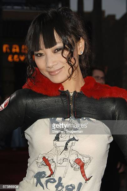 Actor Bai Ling attends the premiere of TriStar Pictures' Silent Hill at the Egyptian Theatre on April 20 2006 in Hollywood California