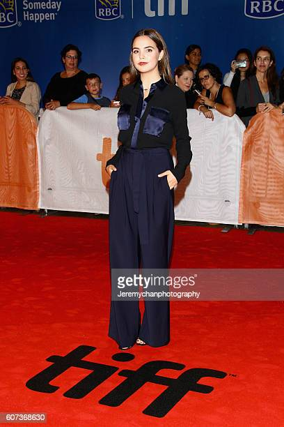 Actor Bailee Madison attends the The Edge of Seventeen premiere held at Roy Thomson Hall during the Toronto International Film Festival on September...
