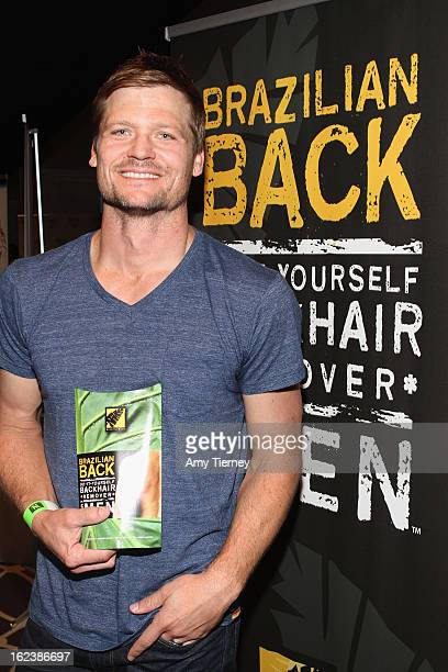 Actor Bailey Chase attends Kari Feinstein's PreAcademy Awards Style Lounge at W Hollywood on February 22 2013 in Hollywood California