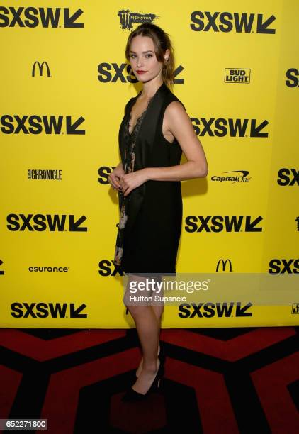 Actor Bailey Noble attends the premiere of The Archer during 2017 SXSW Conference and Festivals at Alamo Lamar A on March 11 2017 in Austin Texas