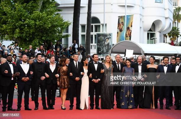 Actor Balasingham Thamilchelvan French actor Alban Ivanov French actor Felix Moati French actor Mathieu Amalric French actress Marina Fois French...