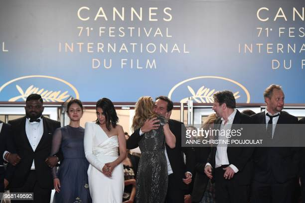 Actor Balasingham Thamilchelvan French actress Noee Abita French actress Leila Bekhti Belgian actress Virginie Efira French director Gilles Lellouche...