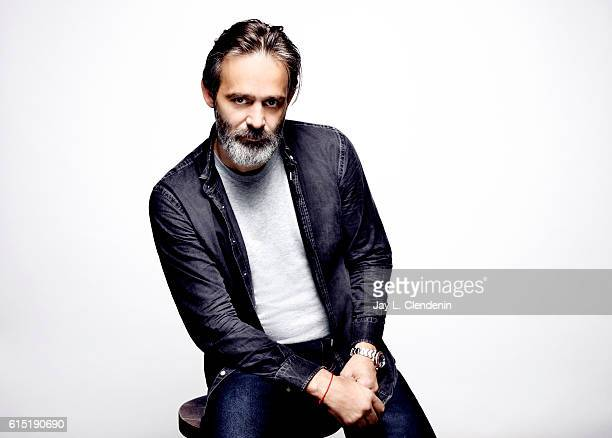 Actor Baltasar Kormakur from the film The Oath poses for a portraits at the Toronto International Film Festival for Los Angeles Times on September 10...