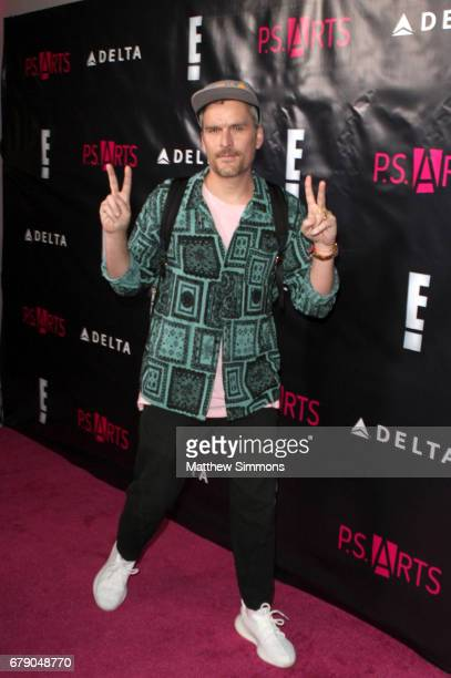 Actor Balthazar Getty attends PS Arts' 'the pARTy' at NeueHouse Hollywood on May 4 2017 in Los Angeles California