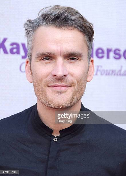 Actor Balthazar Getty attends the 14th annual Chrysalis Butterfly Ball sponsored by Audi Kayne Anderson Lauren B Beauty and Z Gallerie on June 6 2015...