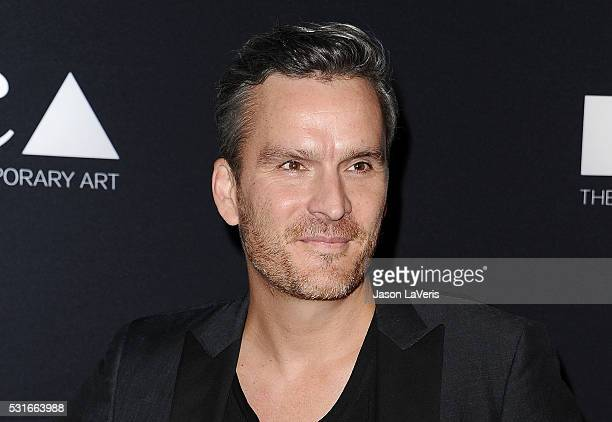 Actor Balthazar Getty attends the 2016 MOCA Gala at The Geffen Contemporary at MOCA on May 14 2016 in Los Angeles California