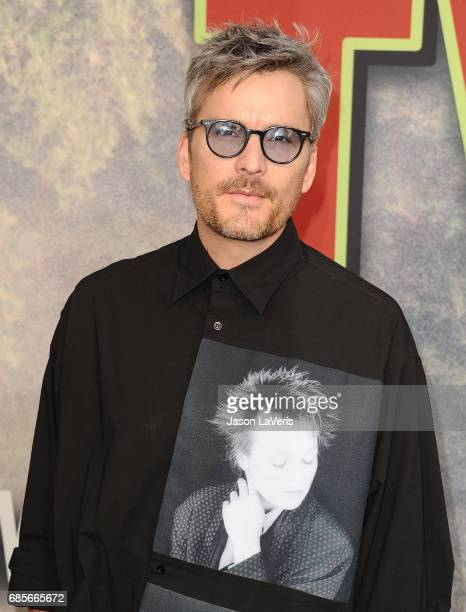 Actor Balthazar Getty attends the premiere of Twin Peaks at Ace Hotel on May 19 2017 in Los Angeles California