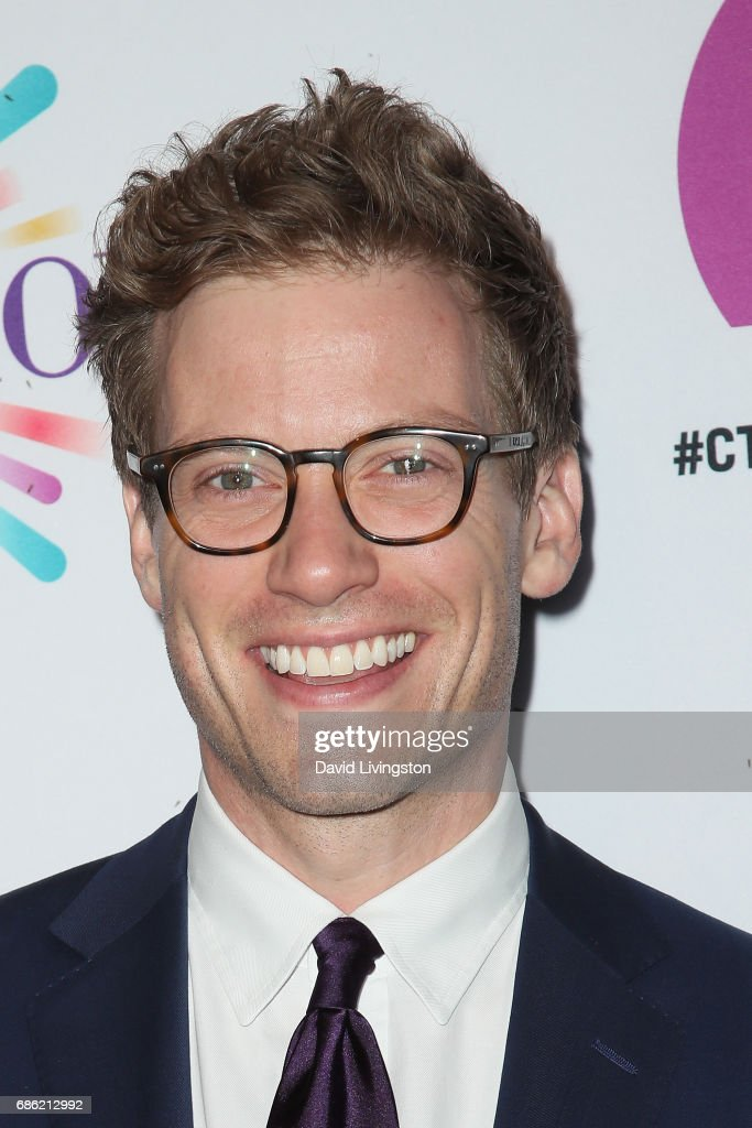 Actor Barrett Foa attends the Center Theatre Group's 50th Anniversary Celebration at the Ahmanson Theatre on May 20, 2017 in Los Angeles, California.