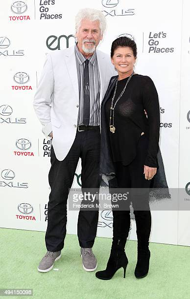 Actor Barry Bostwick and actress Sherri Jensen attend the 25th annual EMA Awards presented by Toyota and Lexus and hosted by the Environmental Media...