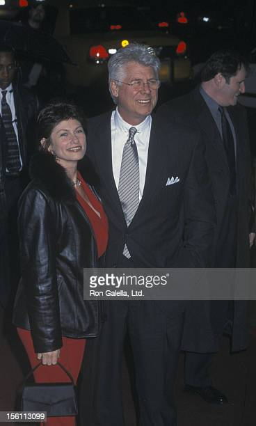 Actor Barry Bostwick and wife Sherri Jensen attending 'A Funny Thing Happened On The Way To Cure Parkinson's Benefit' on December 8 2001 at Roseland...