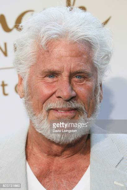 Actor Barry Bostwick attends the Hallmark Channel and Hallmark Movies and Mysteries 2017 Summer TCA Tour on July 27 2017 in Beverly Hills California