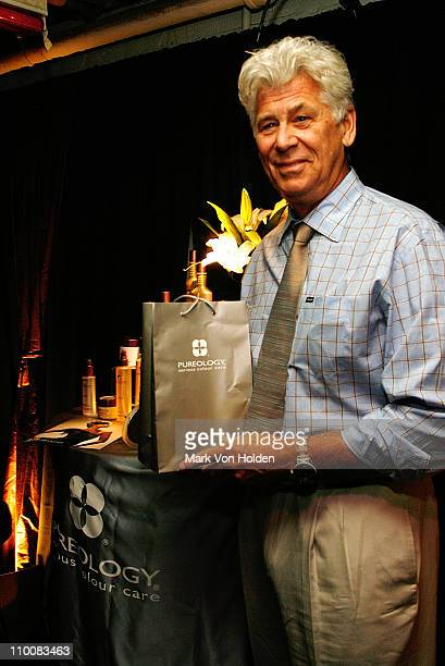 Actor Barry Bostwick poses at the 62nd Annual Tony Awards Official Gift Lounge produced by On 3 Productions at Radio City Music Hall on June 15 2008...