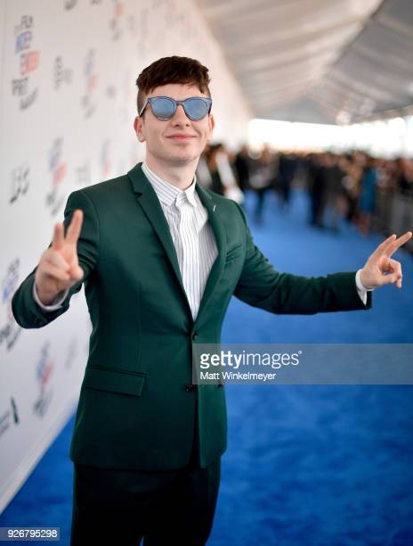 Actor Barry Keoghan attends the 2018 Film Independent Spirit Awards on March 3 2018 in Santa Monica California