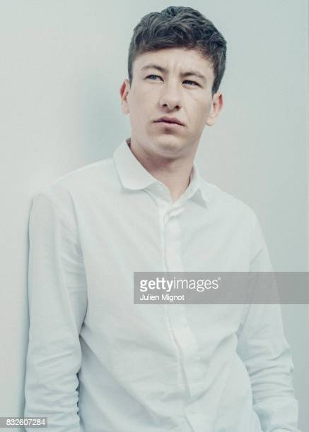 Actor Barry Keoghan is photographed for Grazia Magazine on May 22 2017 in Cannes France