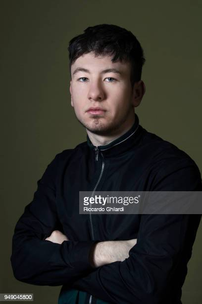 Actor Barry Keoghan poses for a portrait during the 68th Berlin International Film Festival on February 2018 in Berlin Germany