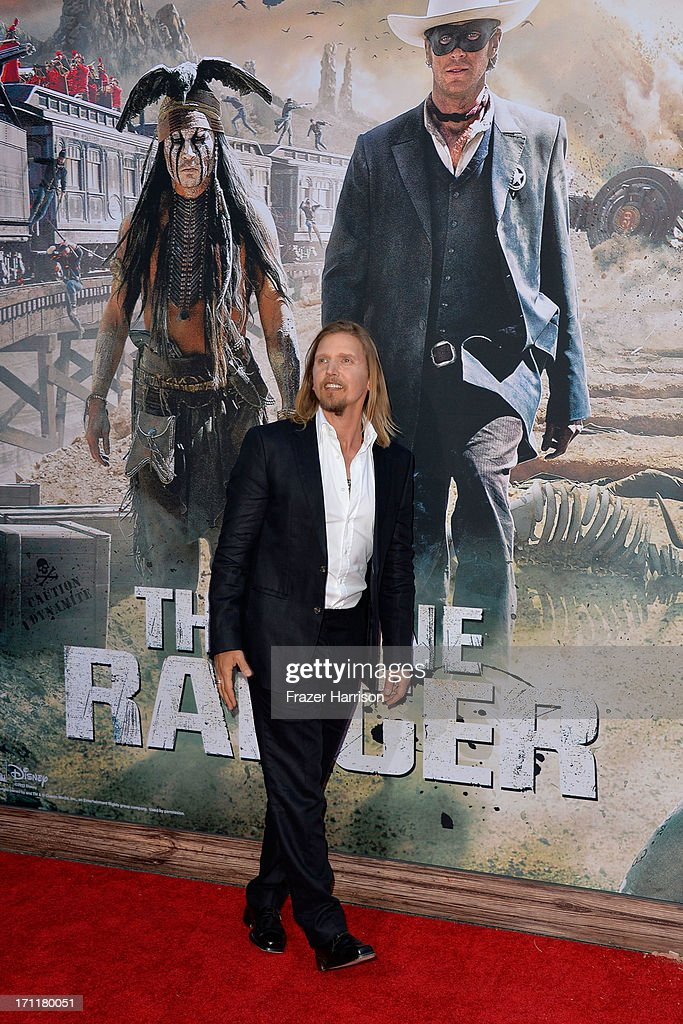 "Premiere Of Walt Disney Pictures' ""The Lone Ranger"" - Arrivals"